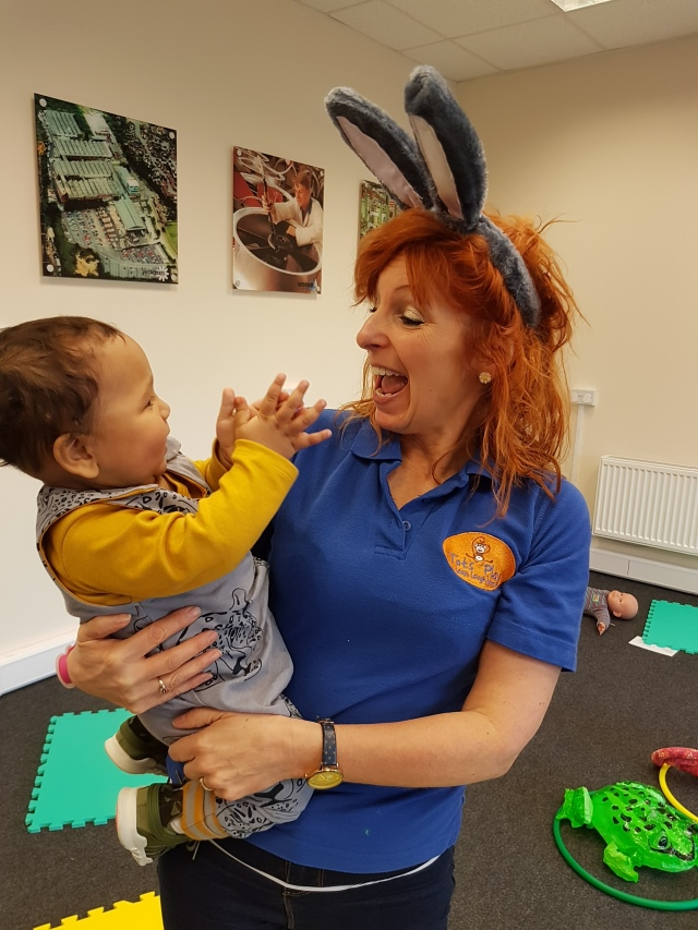 Lisa at Tots Play Colchester